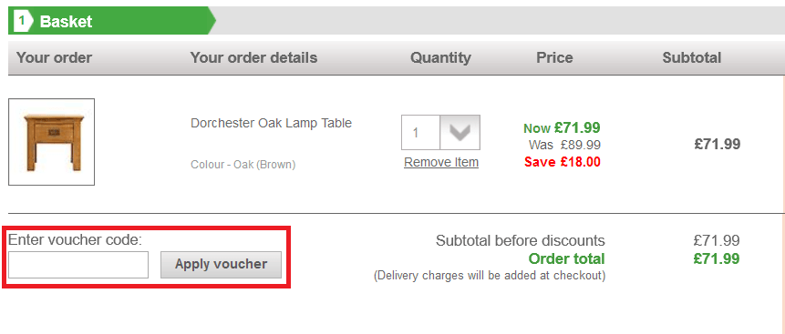 How to use Dunelm Mill Discount Code
