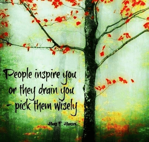 You can inspire people