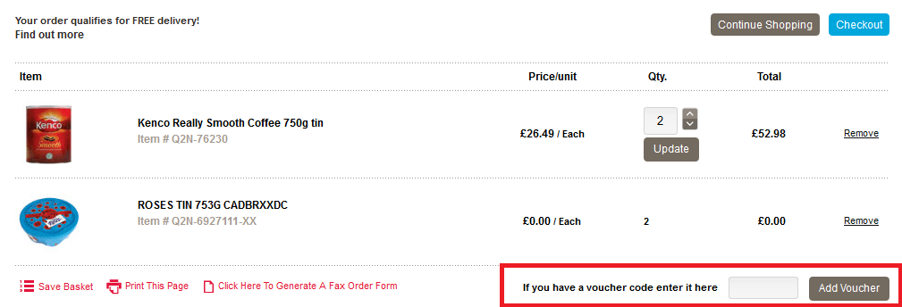 How to use Viking Discount Code
