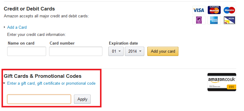 How to Use Amazon Discount Code