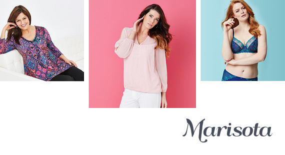 Marisota brings you stylish and fashionable plus size women's clothing. They have dresses, apparel, shoes, swimwear, lingerie and more. So make sure to check it out online at cemedomino.ml Do not miss your chance for the best deals with Marisota coupon! Right now you can save up to 50% and get free shipping with Marisota promo code.