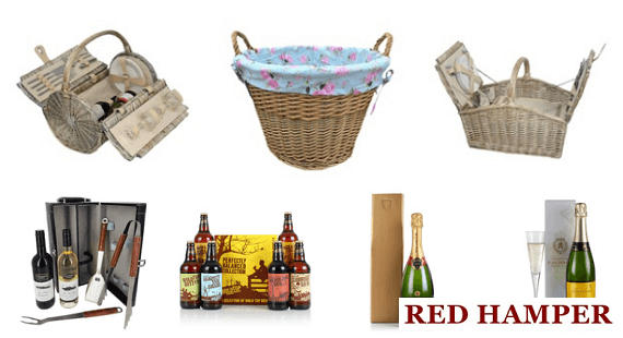 Red Hamper
