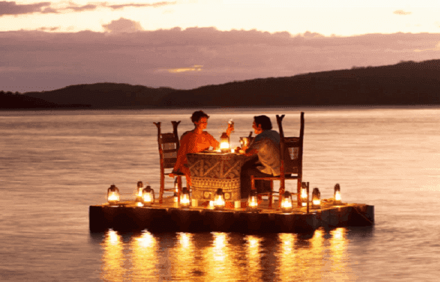 Cooking Romantic Meals